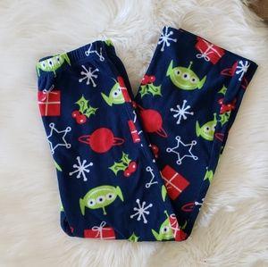 B2G1 Kid's Toy Story 4 Holiday Fleece PJ Pants